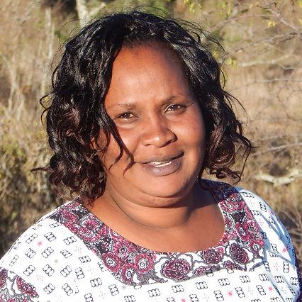 Jennifer Nyambura, Field site manager Kenya