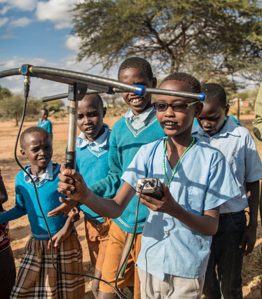 School kids tracking.