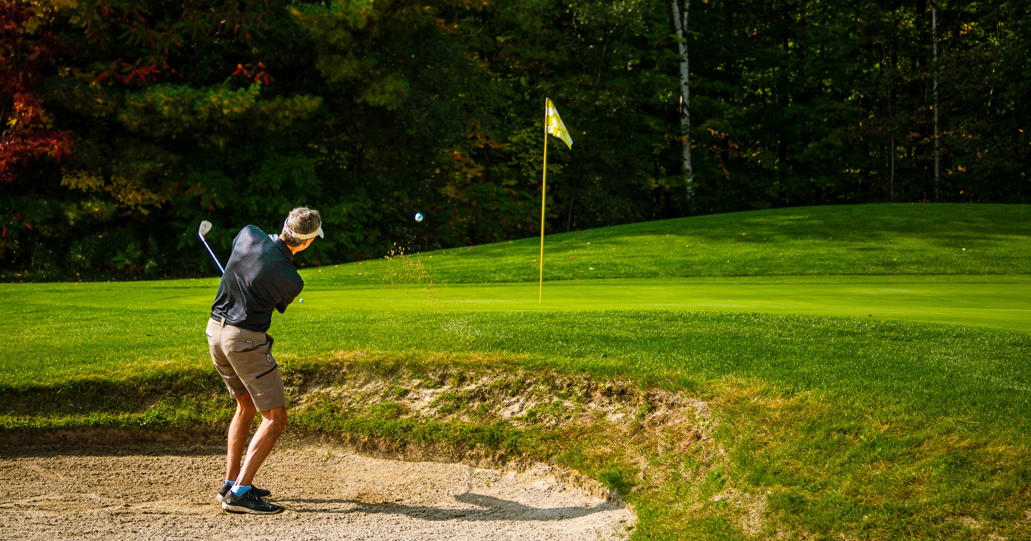 Golf Barrie Ontario - Vespra Hills