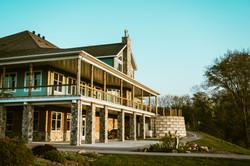 Vespra Hills Golf Club Clubhouse