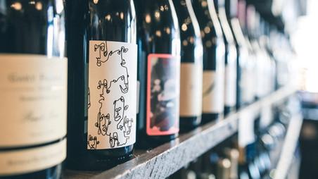 vins et etiquettes