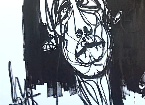 TOILE 120x80cm portrait