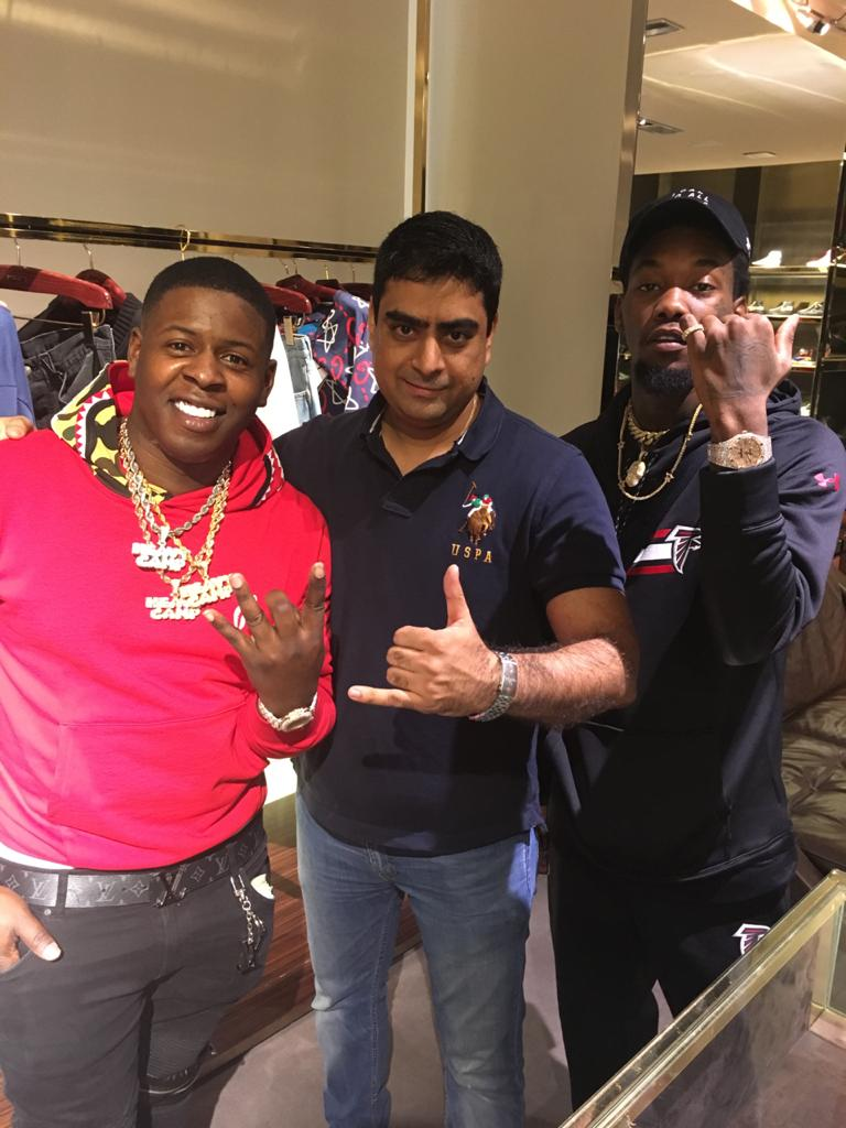 Blac Youngsta ( event in Houston )