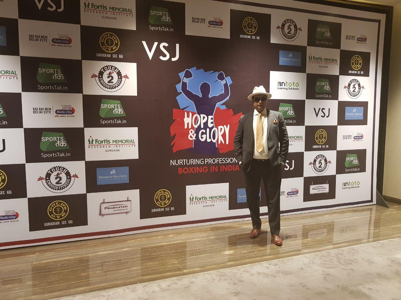 Hope & Glory Event