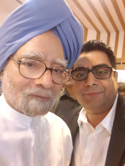 Mr Manmohan Singh