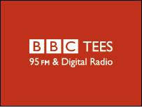We've appeared on BBC Tees Radio