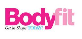 We've feature in Bodyfit Magazine