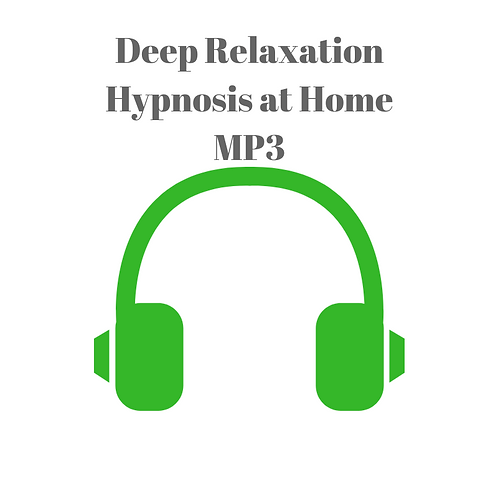 Deep Relaxation Hypnosis at Home MP3