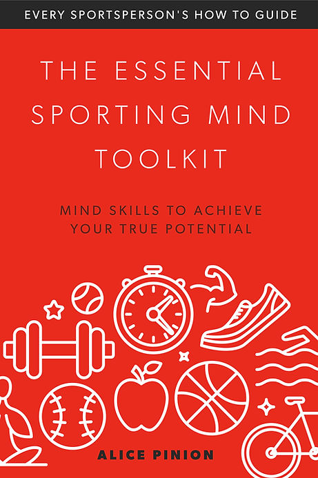 The Essential Sporting Mind Toolkit Book