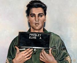 Elvis Mugshot