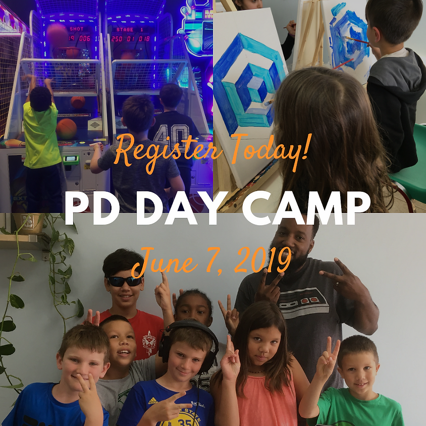 June 7 2019 PD Day Camp
