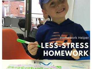 Homework Helper - Less-Stress Homework