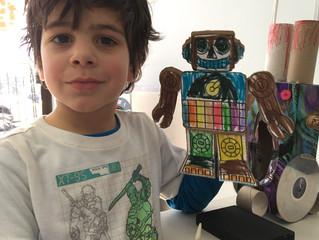Robotics & Electronics - Huge Benefits for Kids