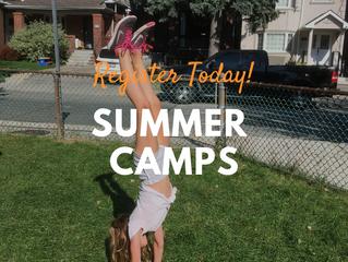 We've Got Summer Camps!