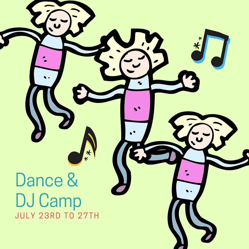 Dance & DJ Camp