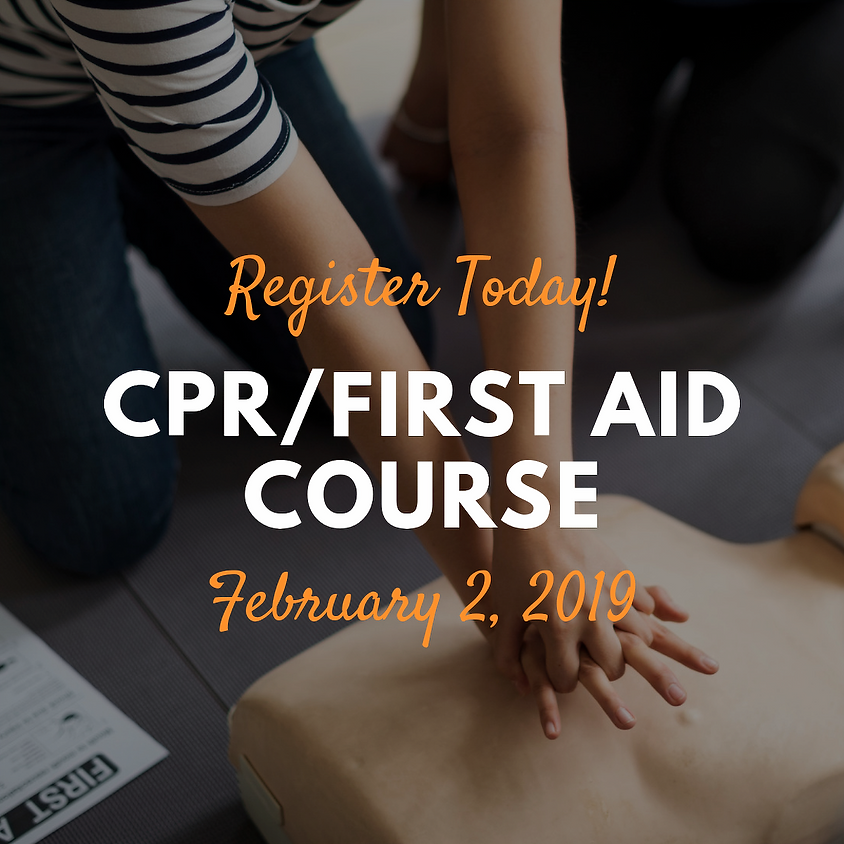 First Aid/CPR Course