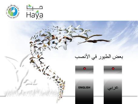 Al Ansab –– Computer Bird ID App