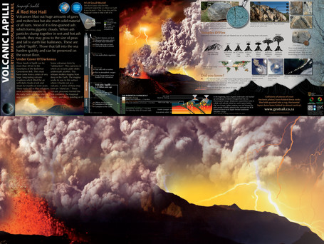 Geotrail –– Volcanic Lapilli
