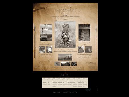 Kruger National Park 1980 -1989