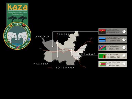 Kavango Zambezi Transfrontier Conservation Area (KAZA TFCA)