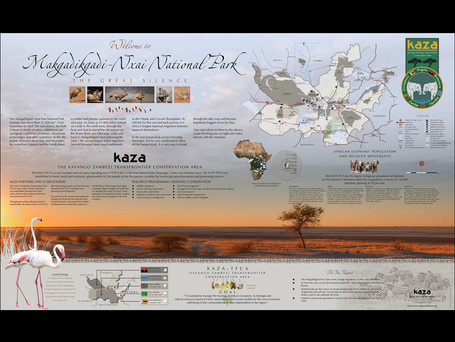 KAZA - Makgadikgadi Nxai National Park