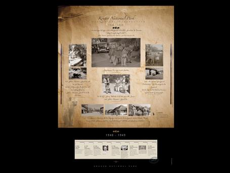 Kruger National Park 1941 - 1949
