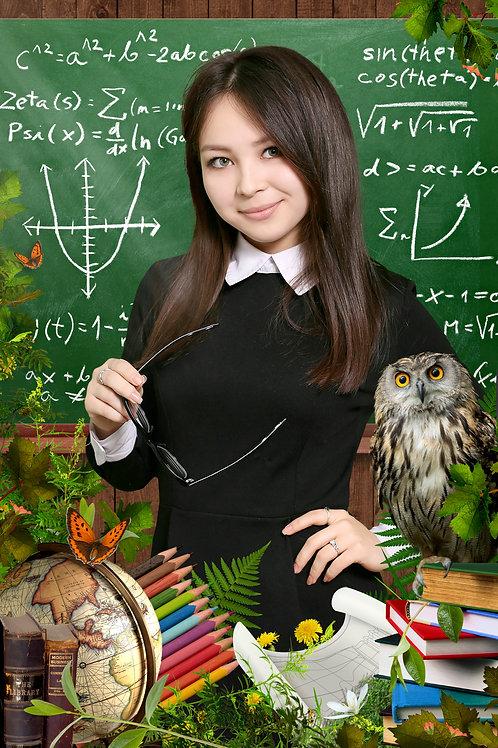 Портрет старшая школа