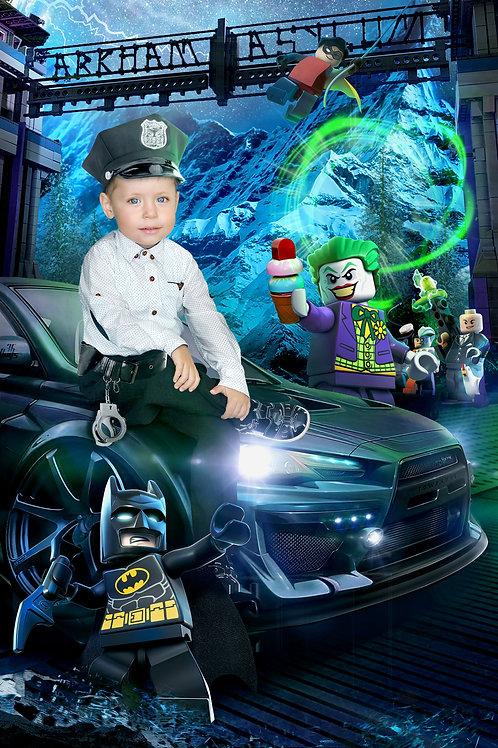 Лего Бетмен