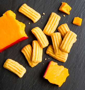 Don't forget about the Cheddar Cheese Straws