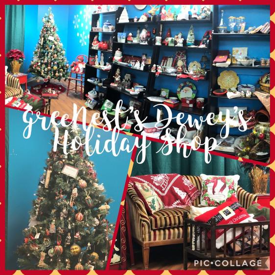 Santa's Workshop!