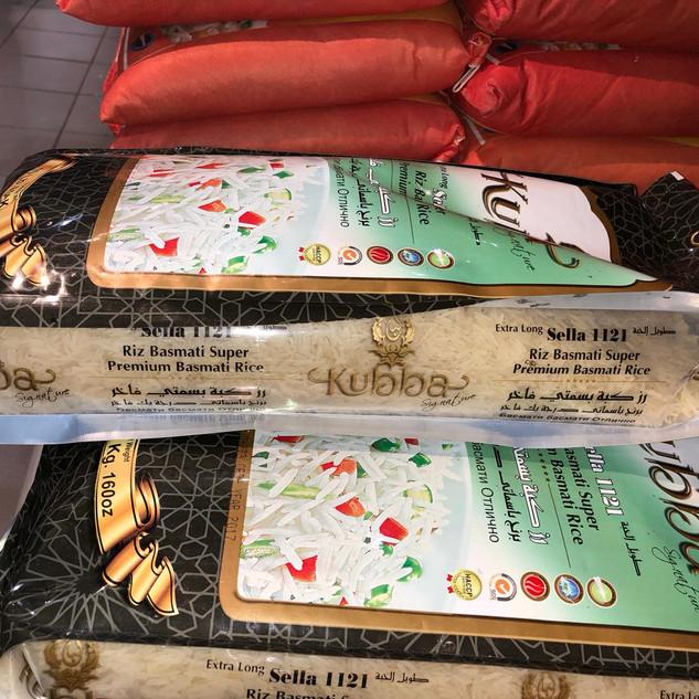 kubba Rice on shelfs in  Ontarrio.JPG