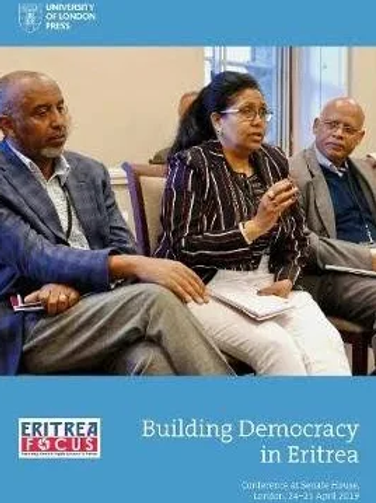 Building Democracy In Eritrea