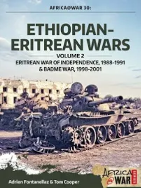 Ethiopian and Eritrean Wars Volume 2