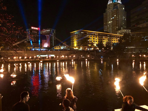 2017 Water Fire Veterans Day