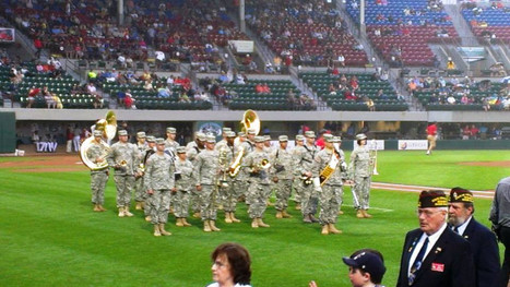 2013 Armed Services Night