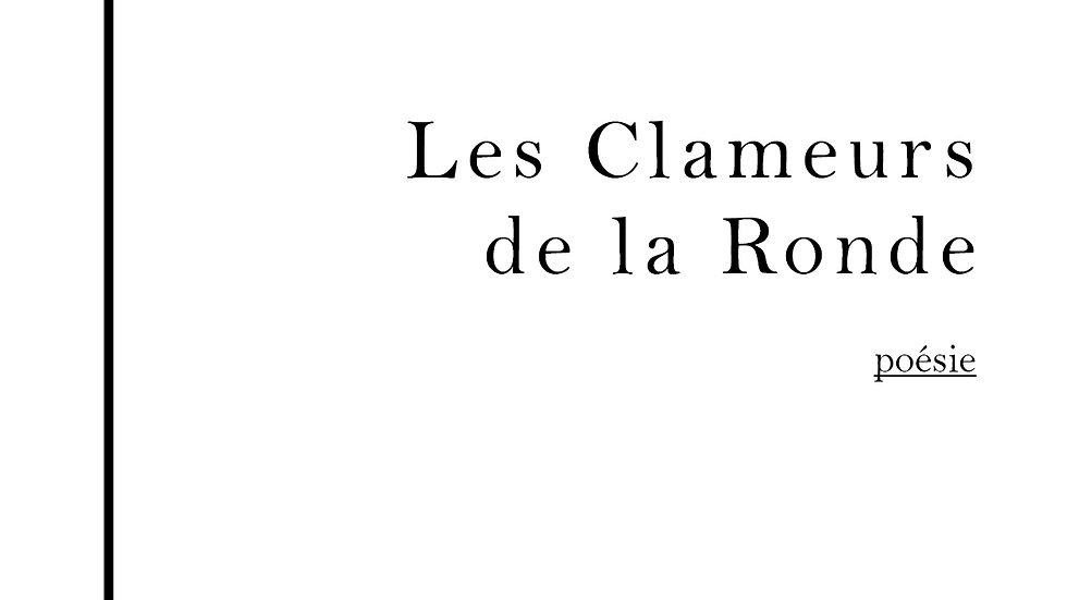Les Clameurs de la Ronde