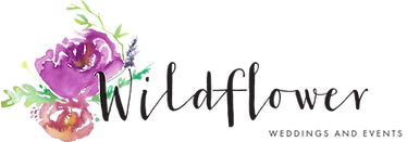 Wildflower Weddings and Events Logo