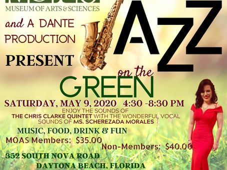 "MOAS and A Dante Production Bring Music Lovers ""Jazz on the Green"""