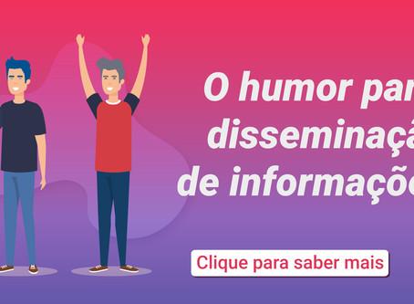 O humor para disseminação de informações: Case @Corretordadepressao
