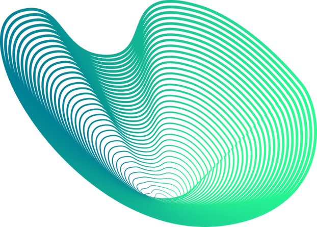 Ondulado 3D Net