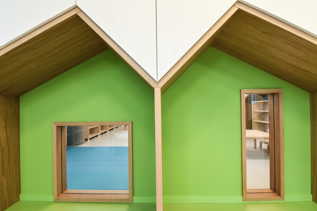 Green Room Detail