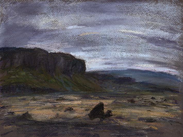 Lava Rock Expanse