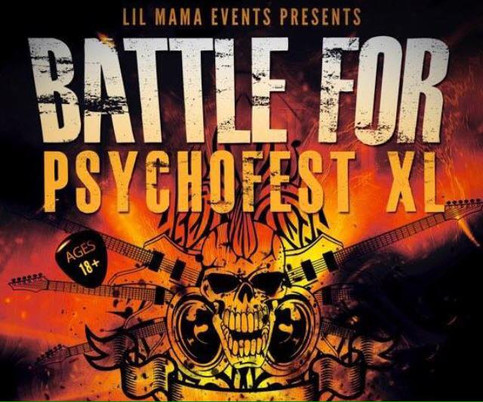 The Dogz of Society  Won The Battle For PSYCHOFEST XL - Magazine Interview , and Major Festival.