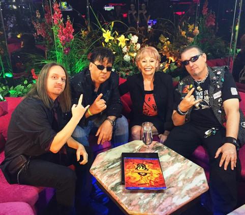 "Dogz of Society on ""Vegas Live"" With Ninon"