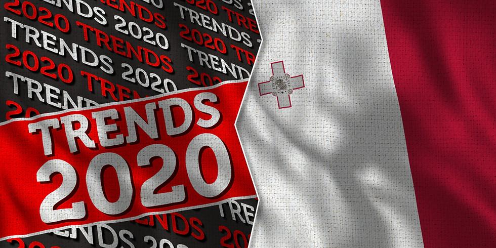 2020 HR Trends - Looking Ahead