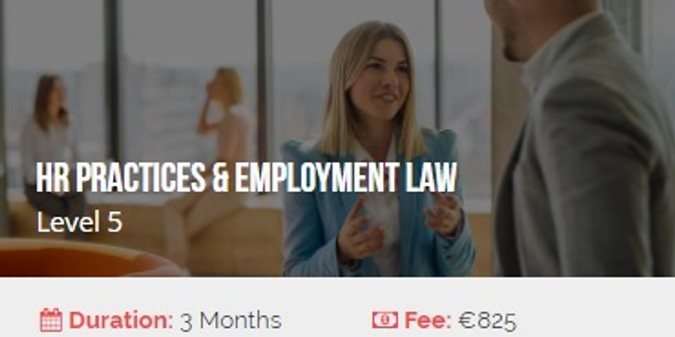 HR Practice & Employment Law