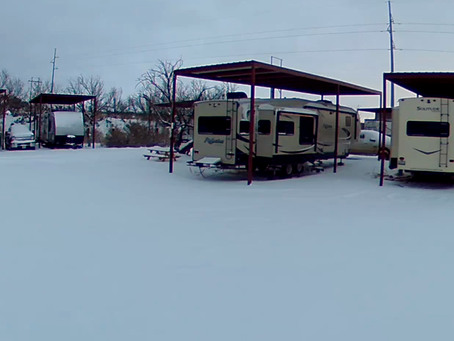 West Texas RV Park Life - Survival Guide