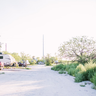 Small quiet RV Park located in Big Spring Texas