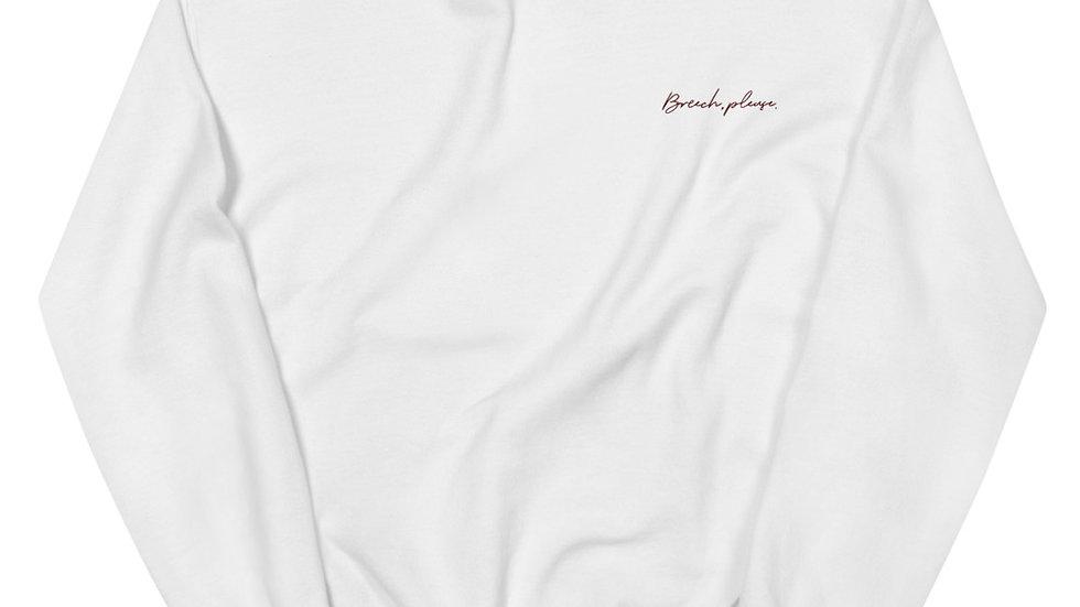 Breech, please. sweatshirt