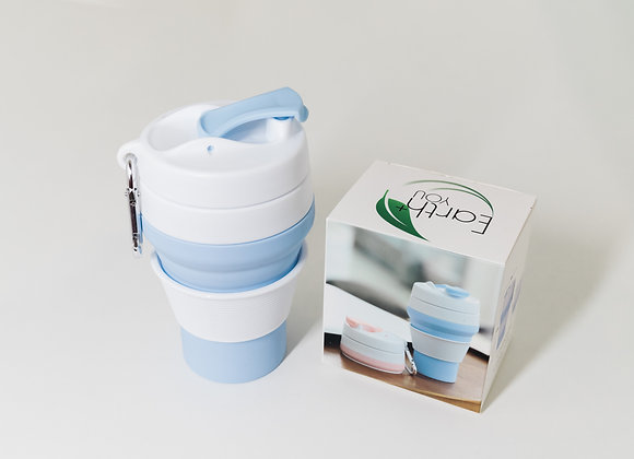 Collapsible coffee cup Small